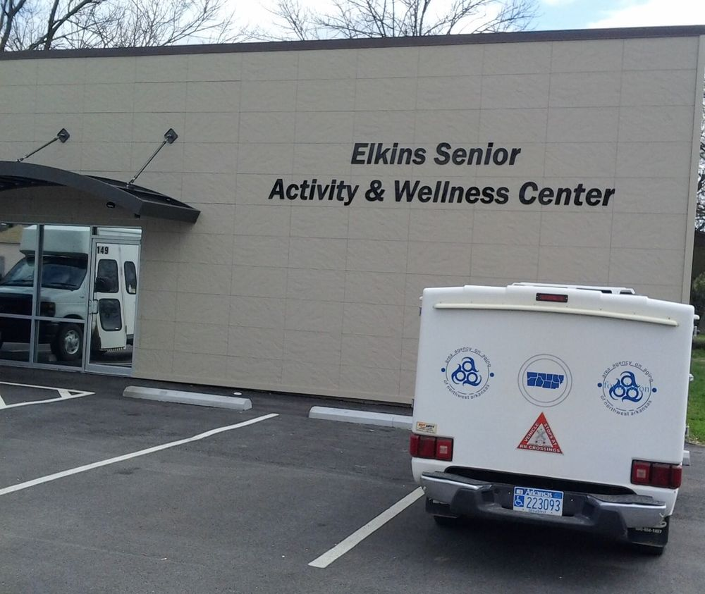Elkins Senior Activity & Wellness Center (Washington County) at 149 West 1st Avenue