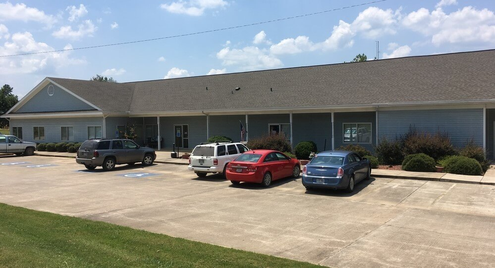 Searcy County Senior Activity & Wellness Center at 509 Zack Road