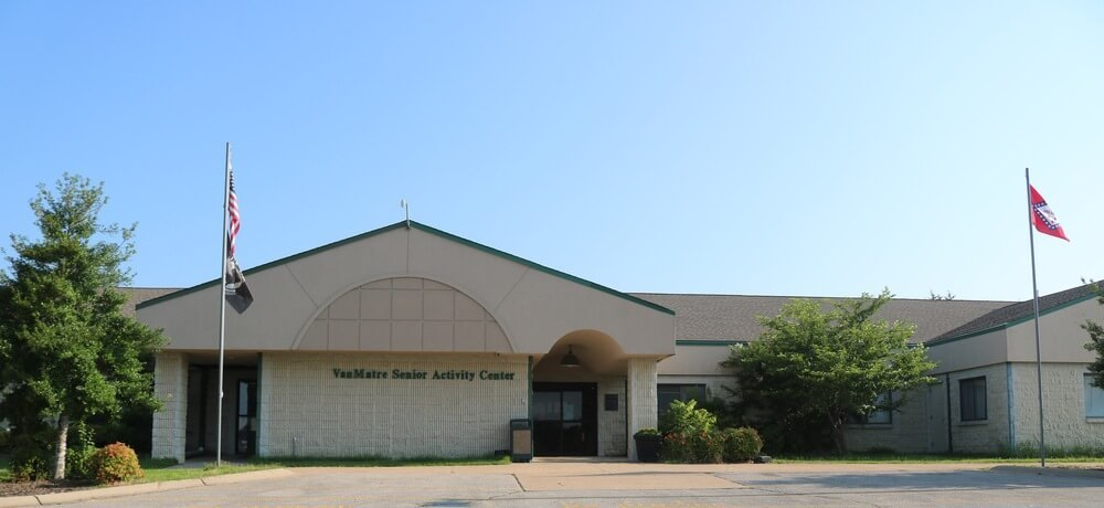 Van Matre Senior Activity & Wellness Center (Baxter County) at 1101 Spring Street