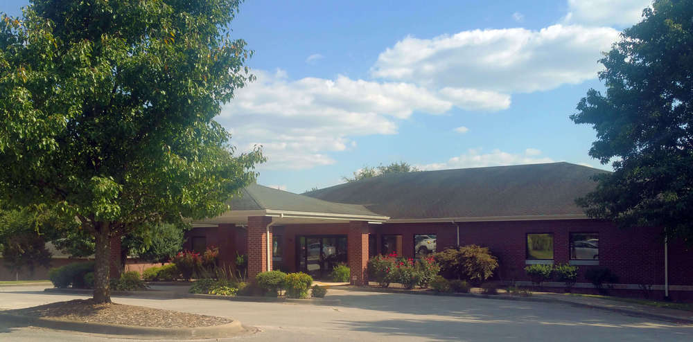 Regional Services Center at 1510 Rock Springs Road