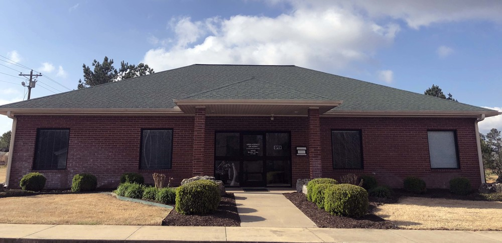 Searcy County Branch Office at 507 Zack Road